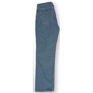 Wrangler Mens Mens Flame Resistant Cool Vantage Regular Fit Jean Pants